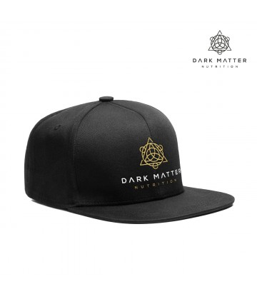 Gorra Dark Matter Negra